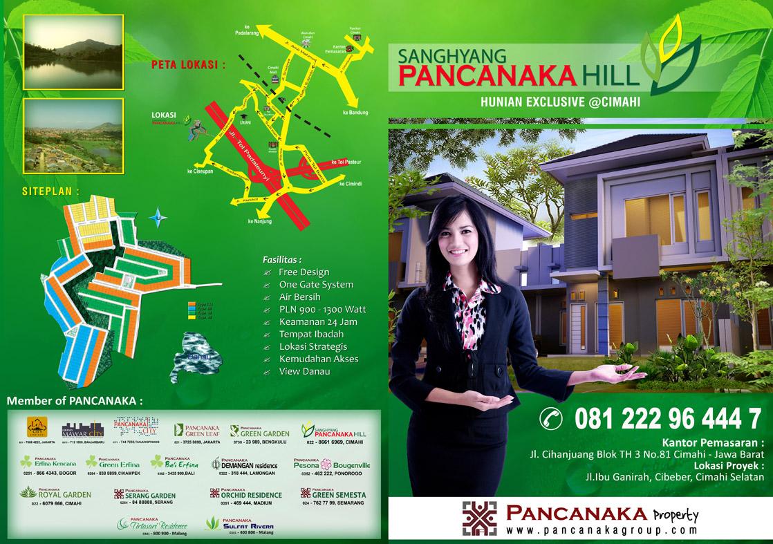 Brosur Sph 2013 Cover2 Info Perumahan Bandung