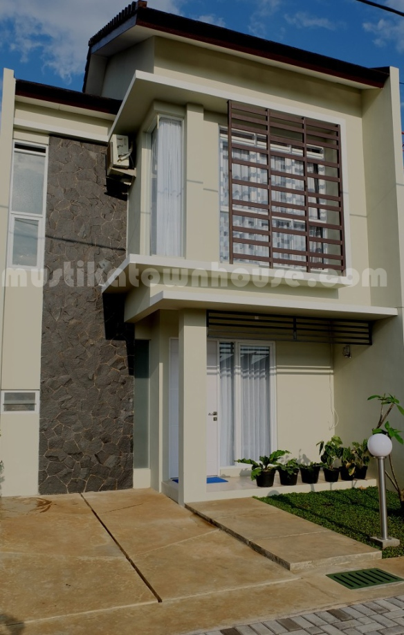 mustika town house 1