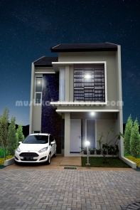 mustika town house 2