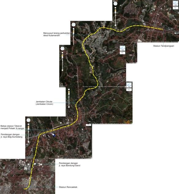 Jalur Rck-Tjsr