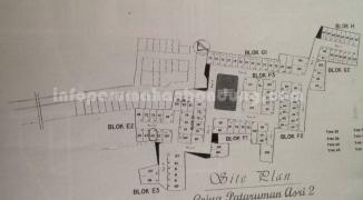site plan G_pataruman asri