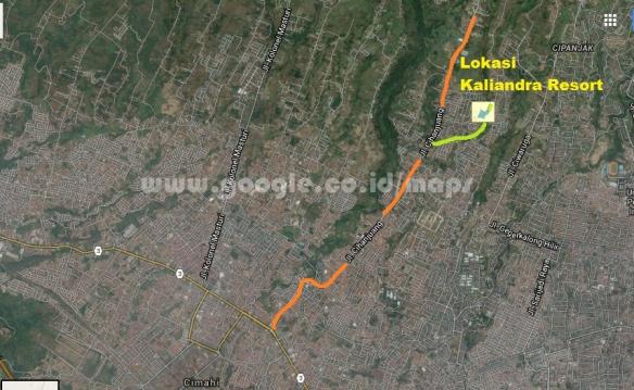peta kaliandra resort