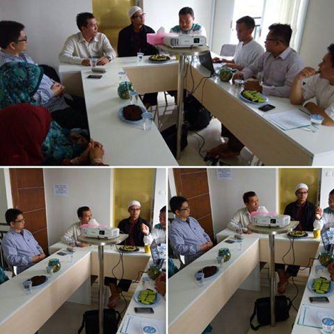 rapat renacana pendirian islamic boarding school