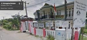 kantor desa Pangauban