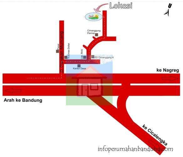 PetaLokasiVillaBumiAsri_Cimanggung copy