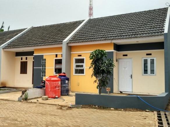 Rumah blok A VCI2