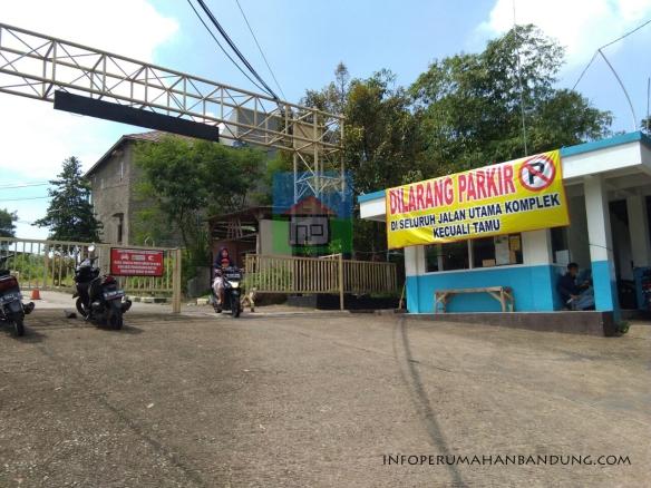 Gate Cluster PesanggrahanIndahCilengkrang