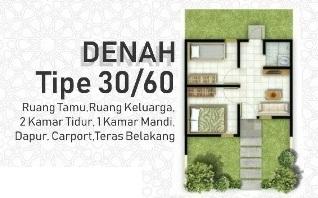 SultanCimanggungRegency_denahTipe30
