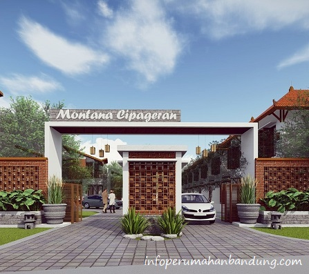 Gate_Perumahan di Cimahi_MCL