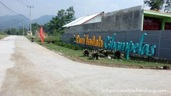 Gate_Perumahan Murah Bandung_PuriIndahCihampelas