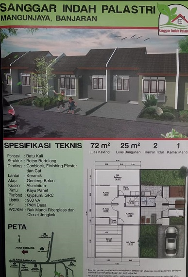 Desain_perumahan di bandung_SanggarIndahPalastri
