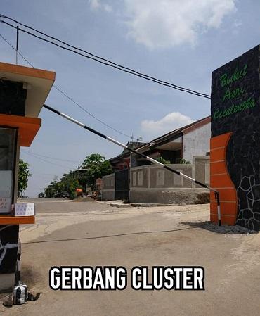 Gate_perumahan di bandung_Bukit AsriCicalengka