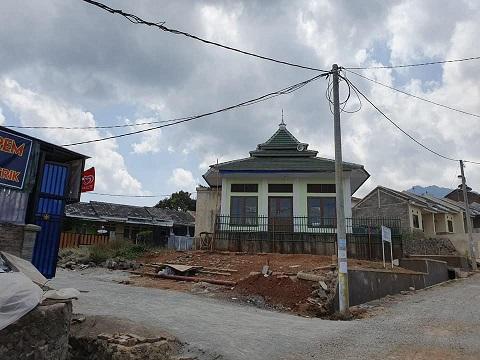 Masjid_perumahan di bandung_VillaMutiara2Cimanggung