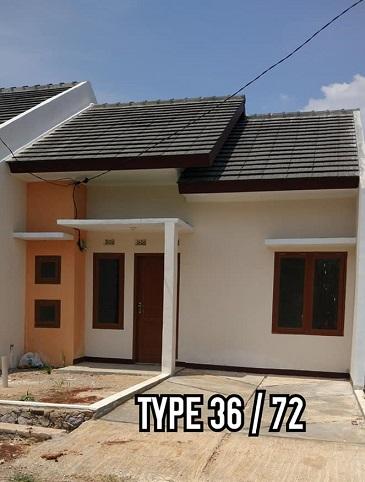 Tipe3672_perumahan di bandung_Bukit AsriCicalengka