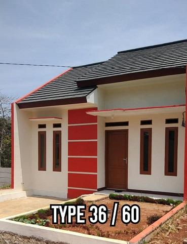 Tipe36_perumahan di bandung_Bukit AsriCicalengka