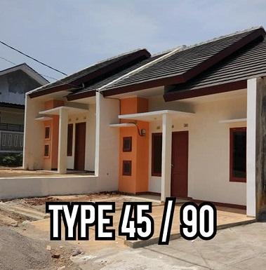 Tipe4590_perumahan di bandung_Bukit AsriCicalengka