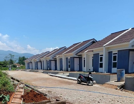 Progress_perumahan di bandung selatan_BukitNataEndah
