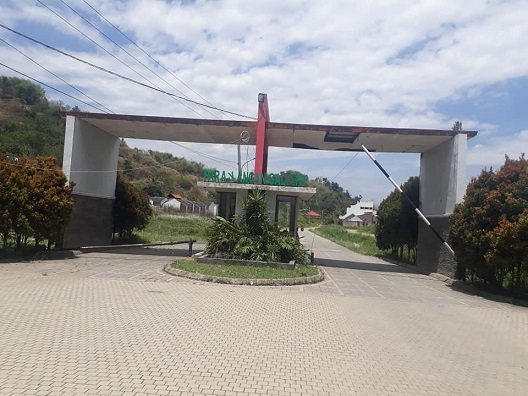 Gate_Perumahan di bandung_ParahyanganGallery