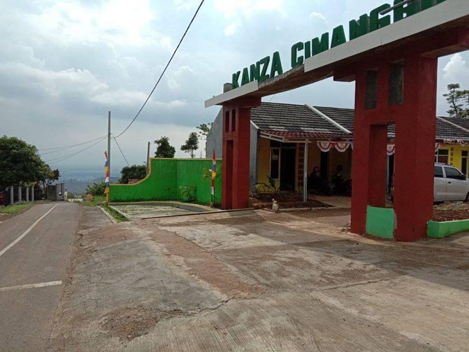 Gate_perumahan di bandung_Kanza Cimanggung Regency