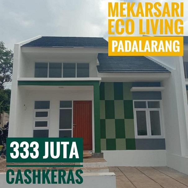 Unit_Perumahan di Bandung_MekarsariEcoLiving
