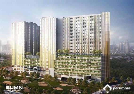 Brosur Perumahan Bandung Antaloca Apartement