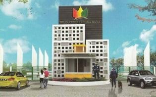 Desain Gate Buana Cicalengka Raya Perumahan di Bandung