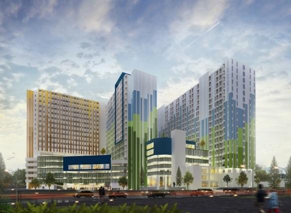 Desain Perumahan Bandung Antaloca Apartement