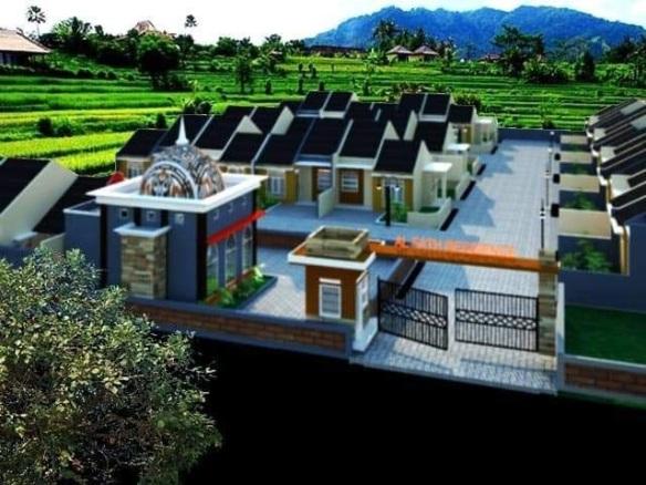 desainSitePlan_Perumahan di Bandung_AlFathResidence