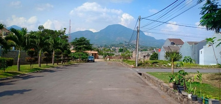 perumahan di Bandung ciporeat