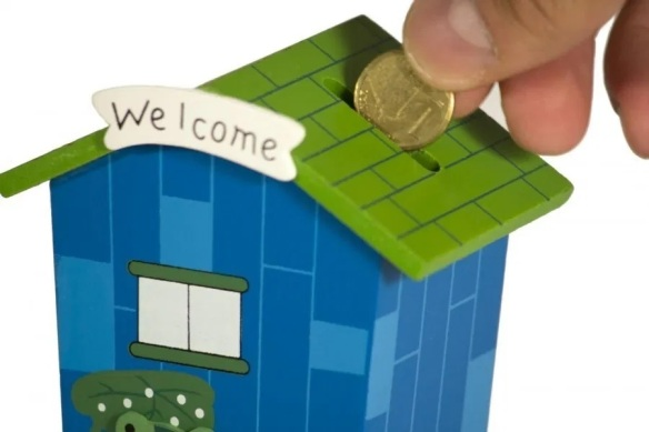 Saving Menabung KPR Cash Perumahan
