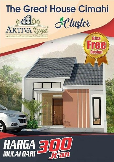 Brosur The Great House Cimahi