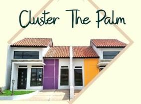 Cluster Palm Perumahan di Bandung Grand Riscon Rancaekek