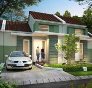 Desain 3 Ruangan Perumahan di Bandung Bumi Cipagalo Asri