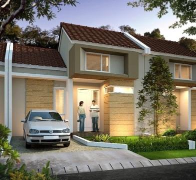Desain Ruangan Perumahan di Bandung Bumi Cipagalo Asri