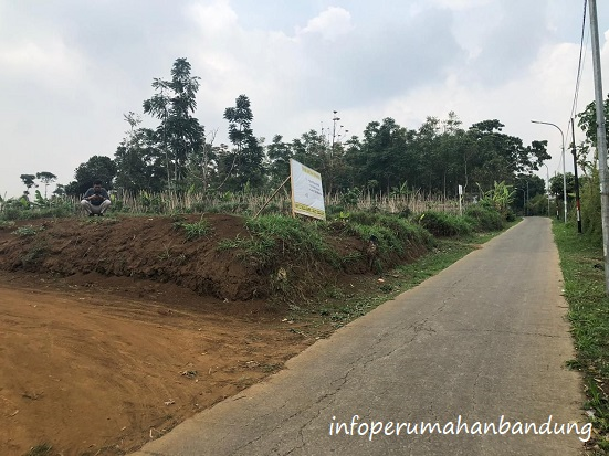 Lahan Kavling di Bandung CIpageran Villas