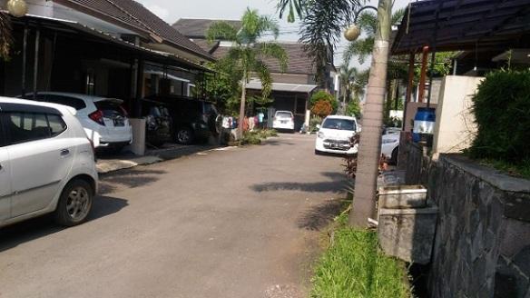 Lingkungan Perumahan di Bandung Pesona Pasteur Residence