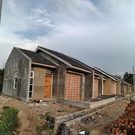Progres Perumahan di Bandung Lembah Mekar Sukamukti Katapang