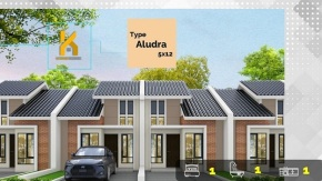 Tipe Aludra G Land Katapang Residence Perumahan di Bandung