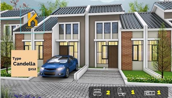 Tipe Candella G Land Katapang Residence Perumahan di Bandung