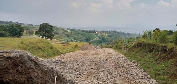 View Perumahan di Bandung Lembah Cempaka Village