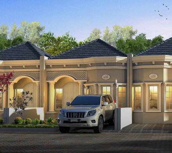 Desain Perumahan di Bandung Al Farez Residence 5