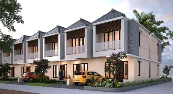 Desain Perumahan di Bandung Savana Village Soreang