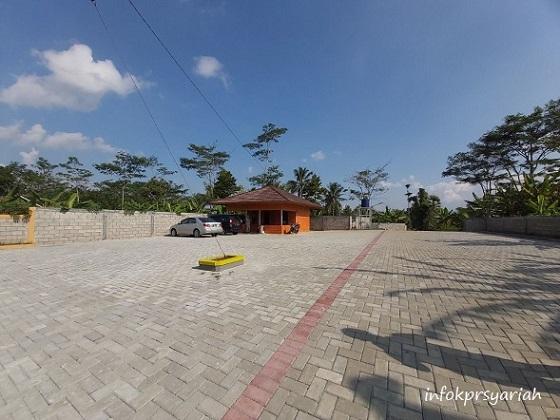 Area Parkir Kebun Durian Cigalontang Investasi