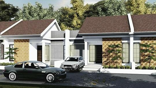 Desain Galeri Buah Batu Perumahan di Bandung