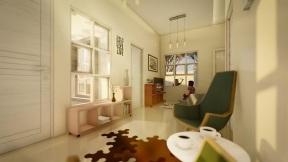 desain interior2 zanjabil town house rancaekek perumahan di bandung