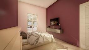 desain interior4 zanjabil town house rancaekek perumahan di bandung