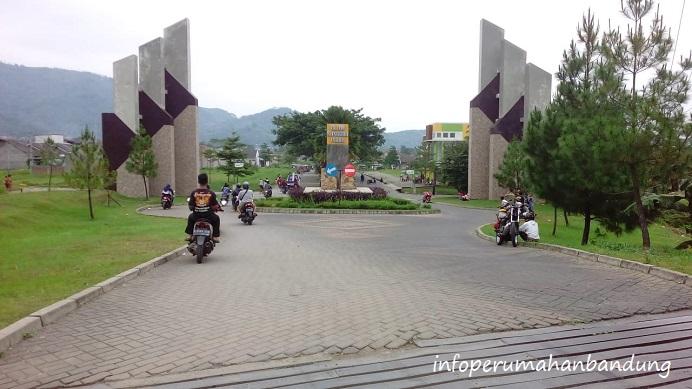 Gate Info Perumahan Bandung Alam Sanggar Indah