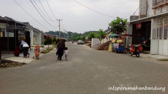 Lingkungan Info Perumahan Bandung Alam Sanggar Indah