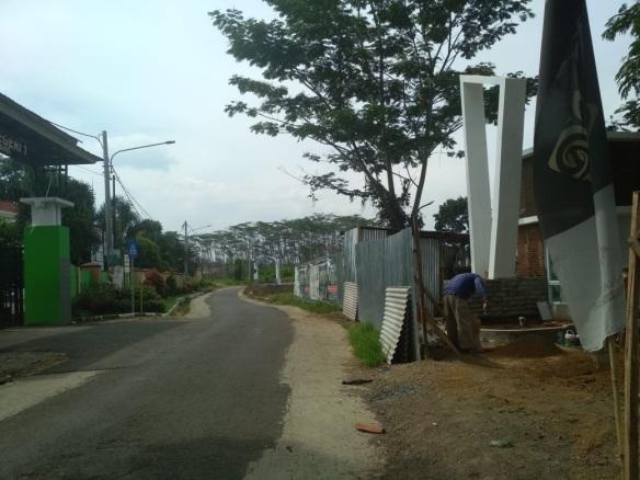 progres 1 perumahan di bandung savana village soreang