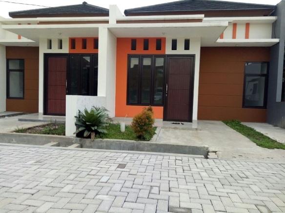 Progres Griya Melati Cluster 2 Perumahan di Bandung